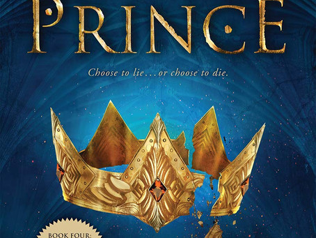 The False Prince - Online Book Club