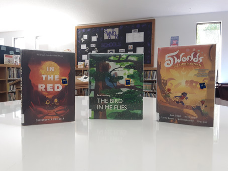 New Books - Junior Library Guild Selections