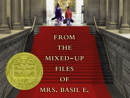 From the Mixed-up Files of Mrs. Basil E. Frankweiler - Online Book Club