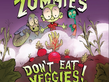 Storytime Online - Zombies Don't Eat Veggies