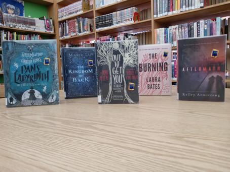 New Teen Books - November