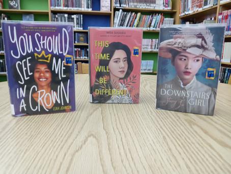 New YA Books - January 2021