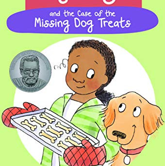 King & Kayla and the Case of the Missing Dog Treats - Online Book Club