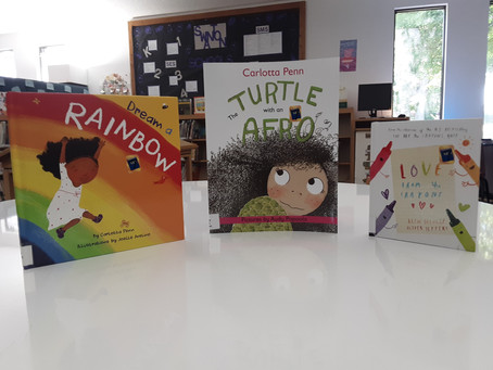 New Easy Reader and Juvenile Books July 2020