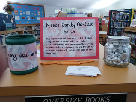 May Candy Contests for Youth