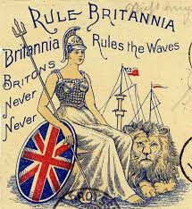 The Real Problem with 'Rule Britannia'