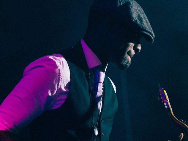 Nate Holder Saxophone in London DJ