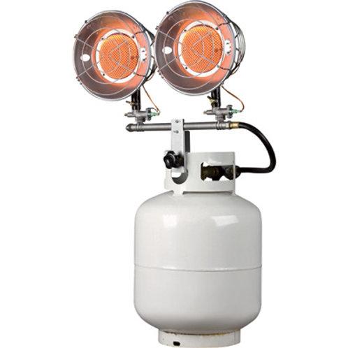 Propane Heater - Dual Head