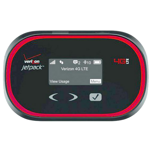 Verizon 4G LTE Wifi Jetpack