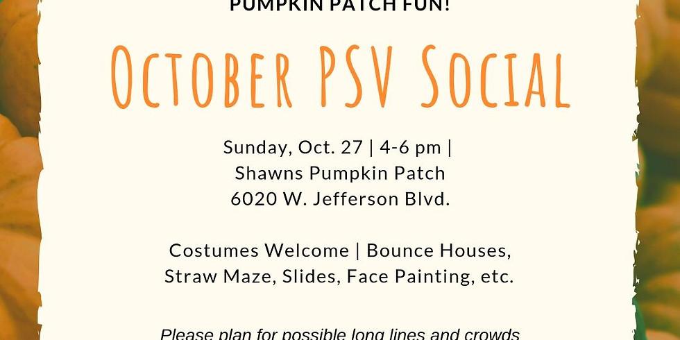 October PSV Social