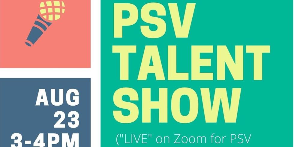 PSV Talent Show