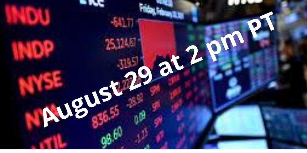 Stock Market Simulation (10-13 Years Old)