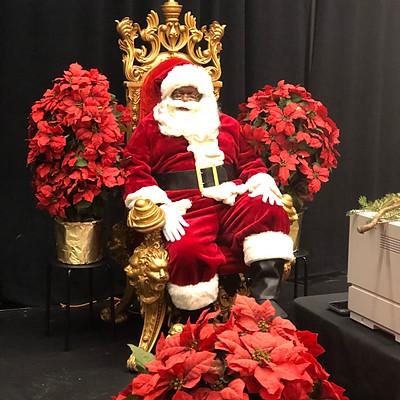Holiday Kit Drive & Santa
