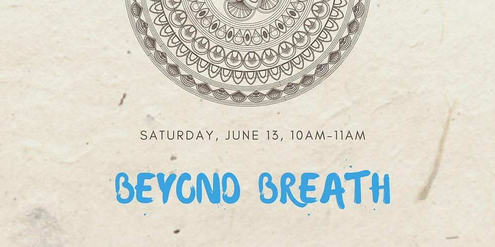 Beyond Breath: Meditation (for Caregivers)