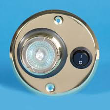 Switched Halogen light