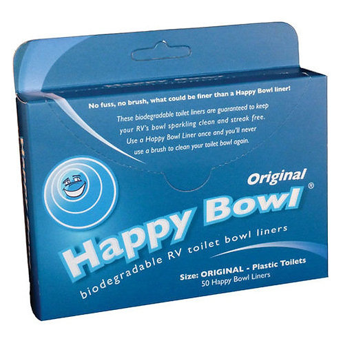 Happy Bowl Loo Liner