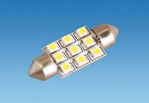 S8.5 Festoon 9 LED 12V