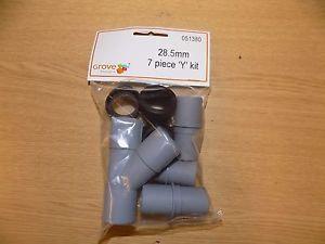 7 Piece 'Y' Kit 28.5mm