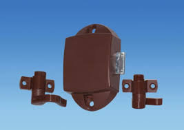 Wardrobe Espagnolette Lock Backset 25mm One Sided
