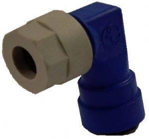 Elbow for Ultrastore  Blue