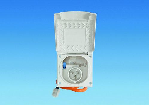 Prewired Mains Flush Inlet