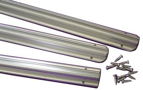 Aliminium Awning rails 212.5cm