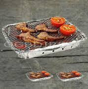 Buy 1 -get 1 FREE on Small Disposable BBQ