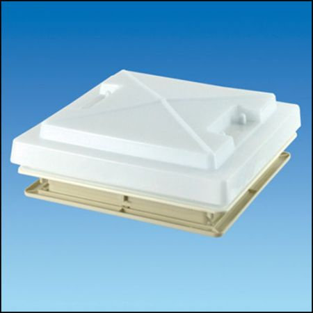 MPK Roof Light - with Flynet 400 x 400 White
