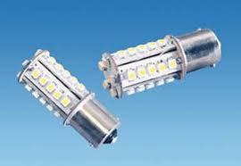LED BA15S 12v Warm White