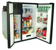 212 Ltr Novakool 12/24 Volt Fridge/Freezer-RVFS7501