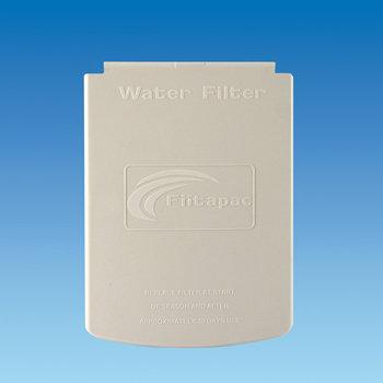Water Filter Housing Lid / White