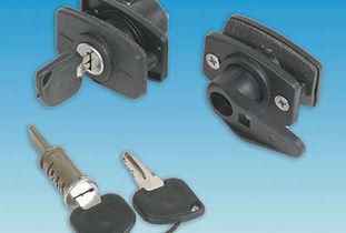 Caravan key and barrel replacement