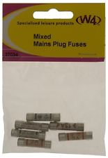 Mixed Mains Plug Fuses