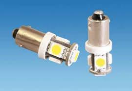BA9S 5w LED 12v light