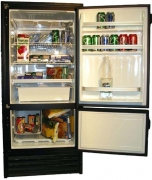 258 Ltr Novakool 12/24 Volt Fridge/Freezer