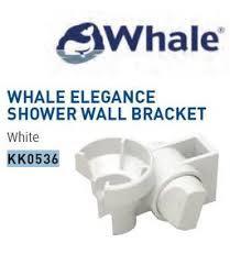 Whale Shower Wall Bracket