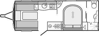 Floorplans-Caravans-Sprite-Sprite-Major-