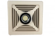 12V Ventilation Fan With Light