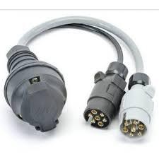 13 Pin Socket 7pin12n/12s plug