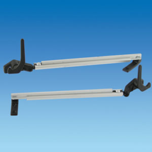 Tube stay lever and lock 300mm