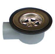 28mm Angled Sink Waste Reducer