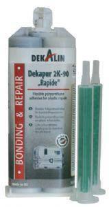 Dekapur 2 Part Plastic Repair Kit