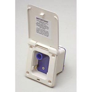 Inlet Socket W Pressure Switch