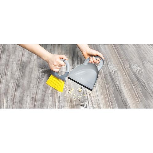 Brunner Dustpan and Brush
