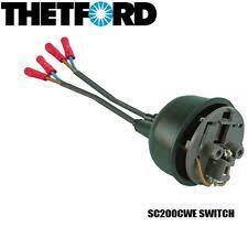 Thetford SC200CWE Switch