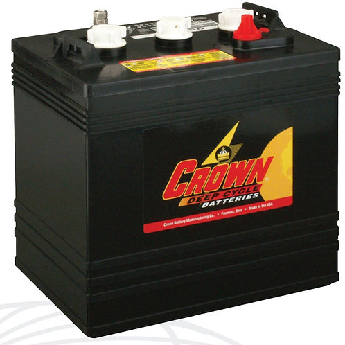 Deep Cycle Crown Battery 120amp 12V