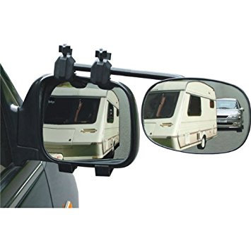 Rock Steady Twin Tow Mirror Pack