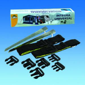 Integra Universal Awning Tie Down Kit