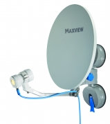 Maxview Remora 40 Suction Mount Satellite TV Kit