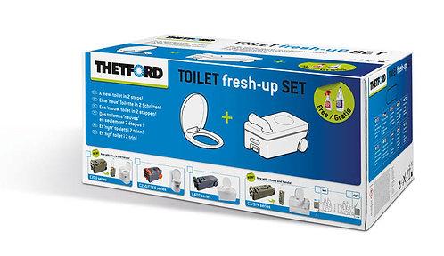 C400 Toilet Fresh-up Set